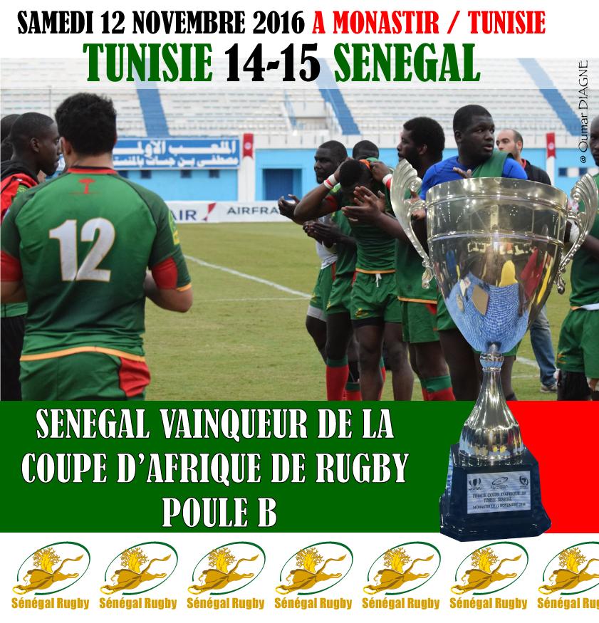 FINALE COUPE D'AFRIQUE 1B
