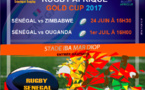 RUGBY AFRIQUE GOLD CUP