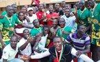 Le Sénégal remporte le tournoi CAR Trophy 2010 de Niamey !!