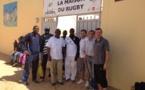 """Hervé Dubès - """" La jeune génération d'arbitre sénégalais montre de l'envie et travaille """""""