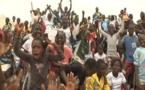 """Vidéo """" The African Kick """" - Les Enfants de la Maison du Rugby jouent à Wilkinson !"""