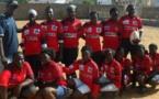 Jigeen7 - Guédiawaye remporte le championnat féminin de rugby à VII 2013