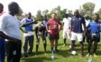Niveau 2 IRB - Le Sénégal pour une première