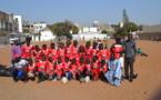 Les petits caïmans de la Médina reçoivent l'aide de l'association BEENOO