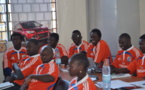 Formation - Le Sénégal obtient 7 coachs niveau 2 IRB et 5 arbitres niveau 2 IRB