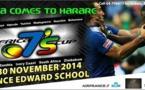 Le programme de la COUPE D'AFRIQUE 7'S - Hararé - 29 et 30 septembre 2014